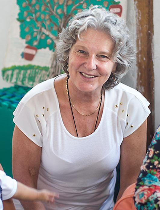 Christiane Ramseyer, Atelier des enfants