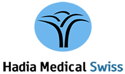 Logo Hadia Medical Swiss