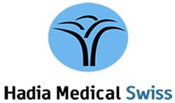 Logo Hadia Medical Swiss