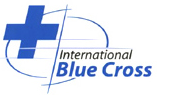 Internationales Blaues Kreuz Logo