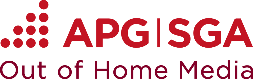 Logo APG SGA Out of Home Media