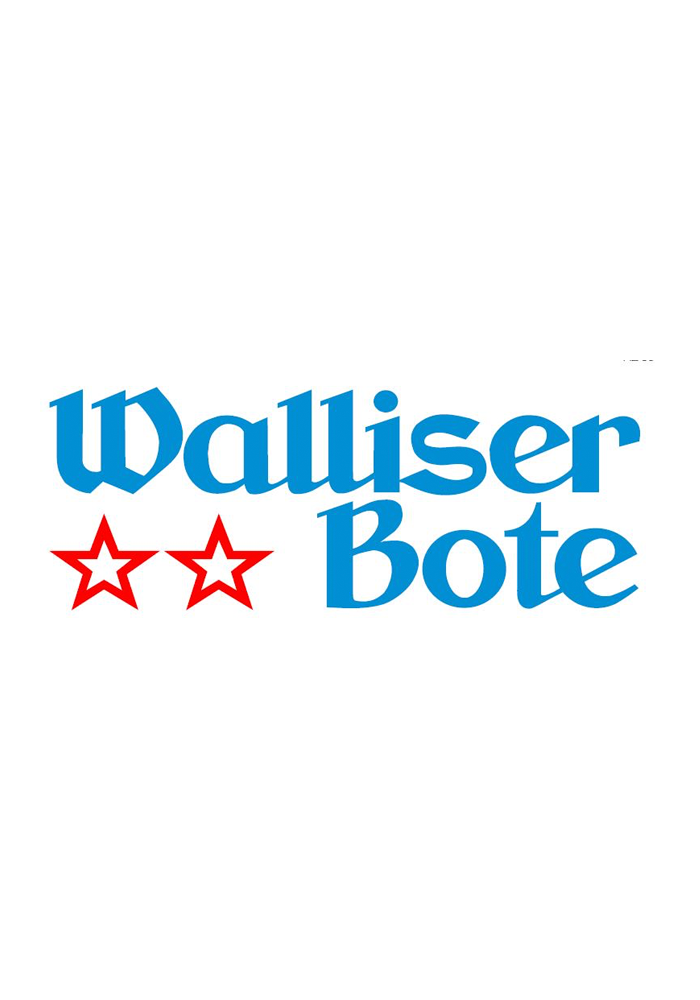 Logo Walliser Bote