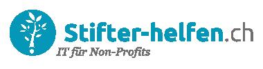 Logo stifter-helfen.ch
