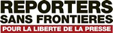 Reporters ohne Grenzen Logo