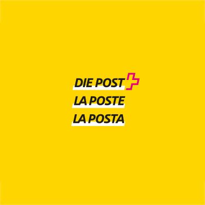 Die Schweizerische Post Logo