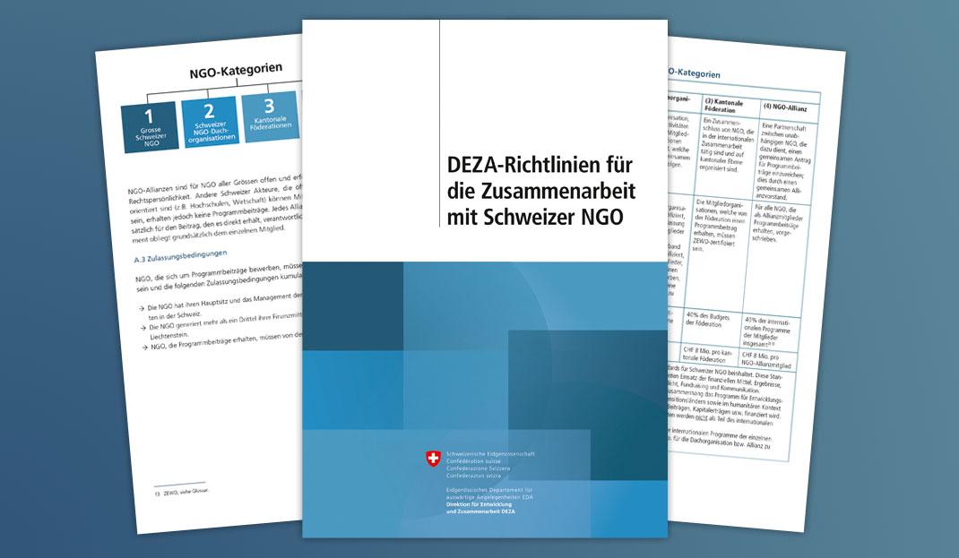 Deza-Richtlinien