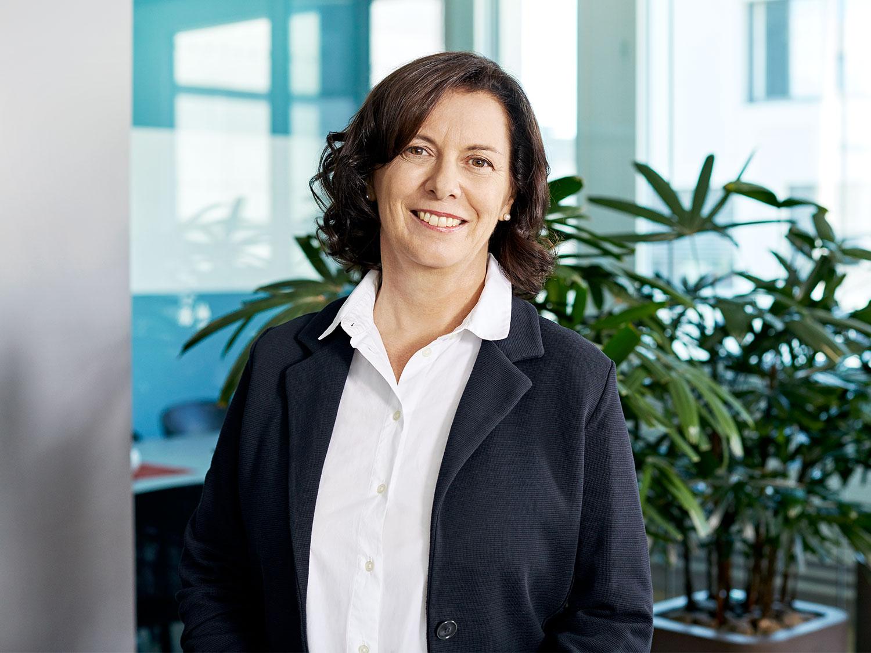 Martina Ziegerer, Geschäftsleiterin Zewo