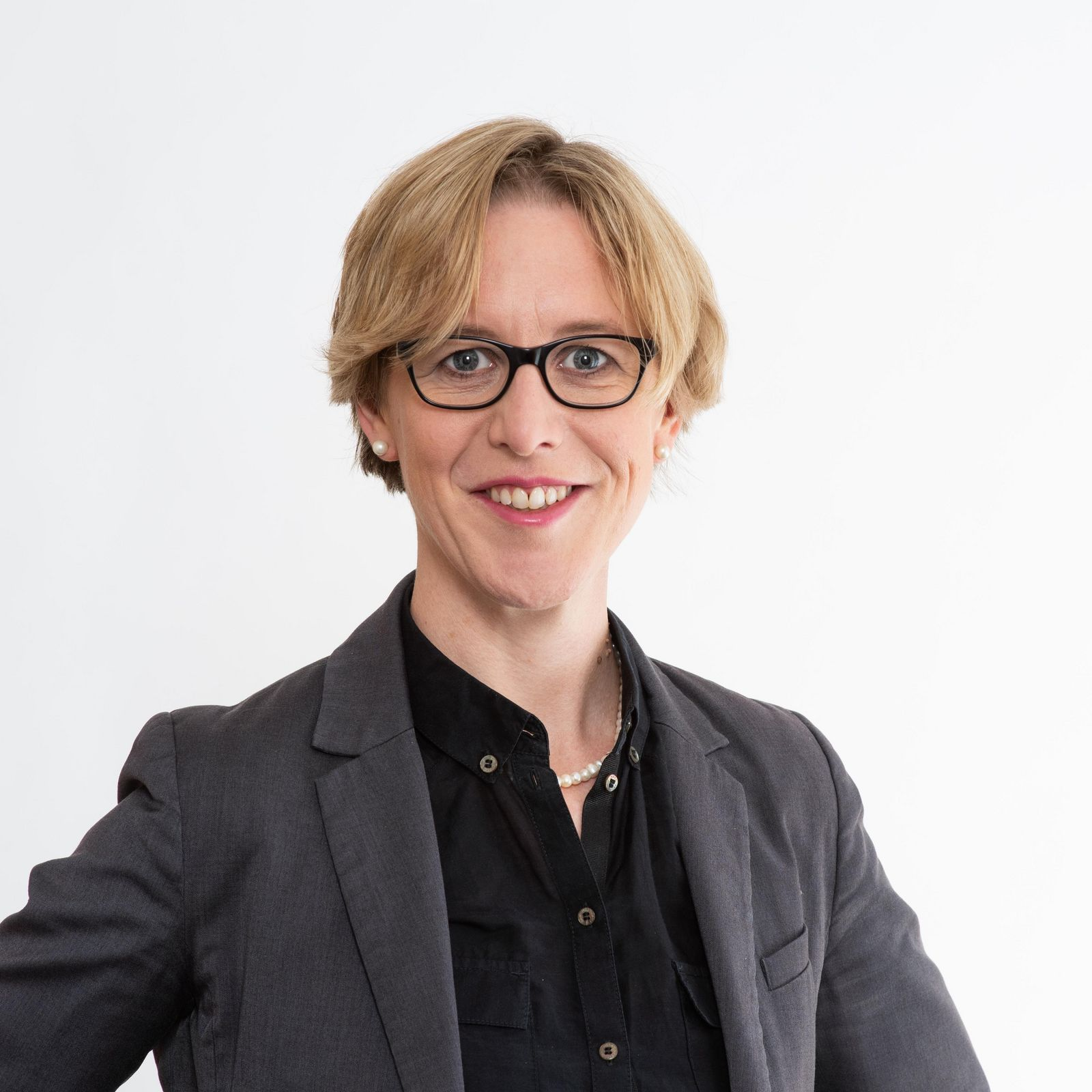 Barbara Gysel, Geschäftsleiterin Kovive