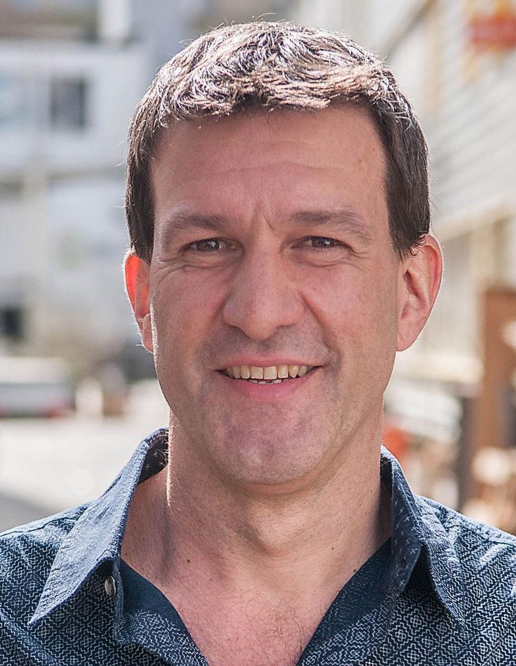 André Affentranger, EcoSolidar