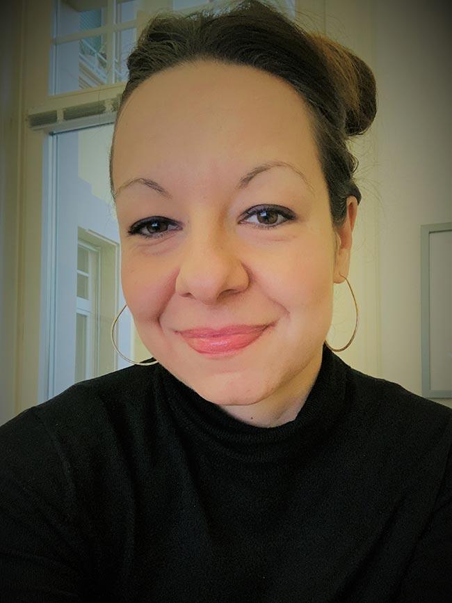 Porträt Daniela Humbel