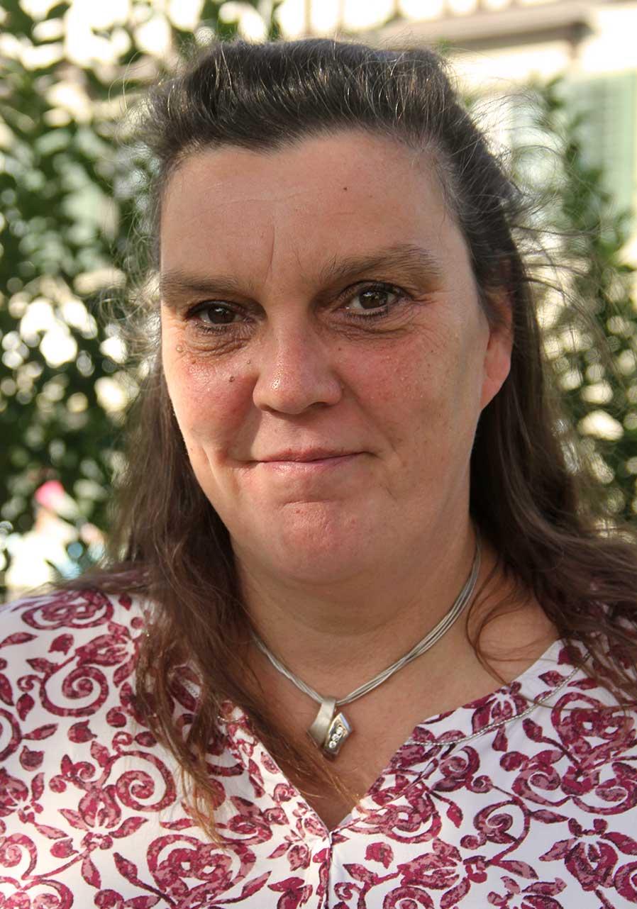 Esther Hilbrands, Geschäftsführerin WJFB