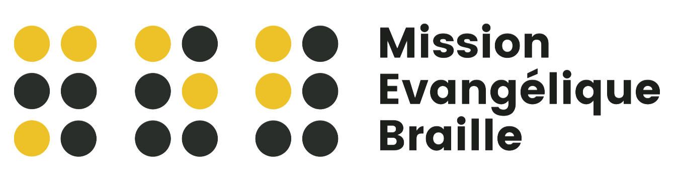 Mission Evangélique Braille Logo