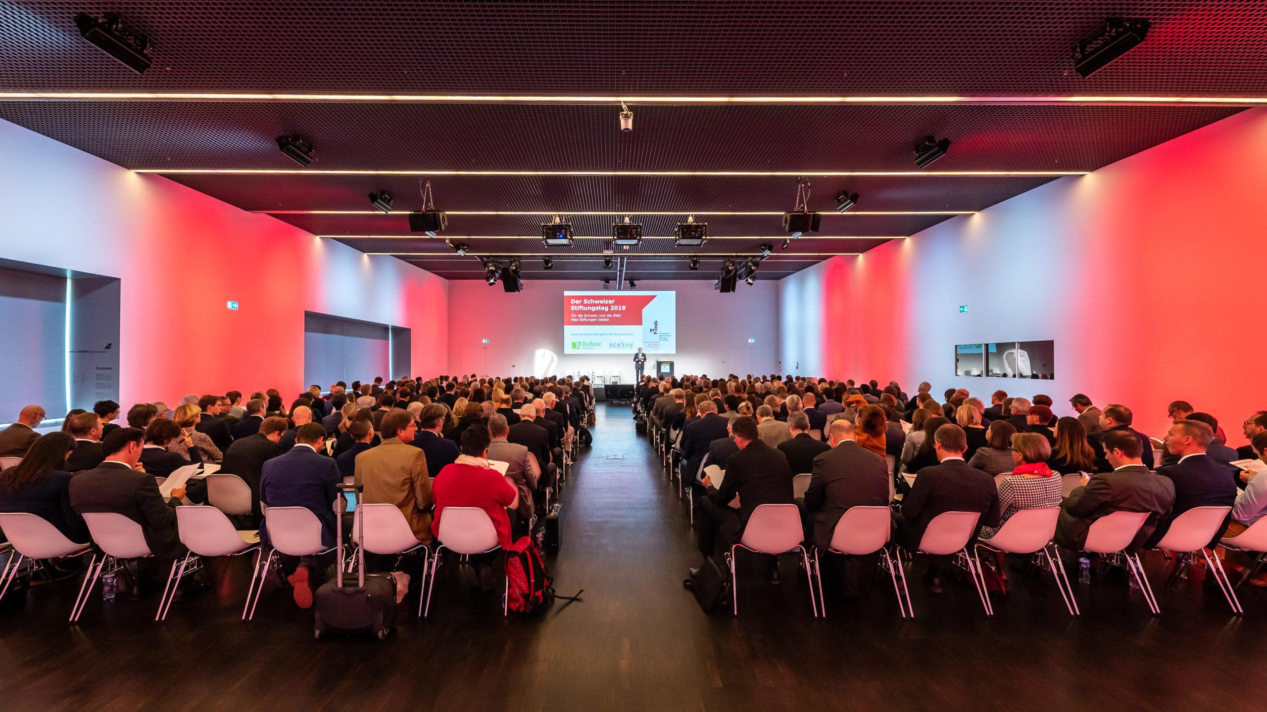 Schweizer Stiftungstag 2019