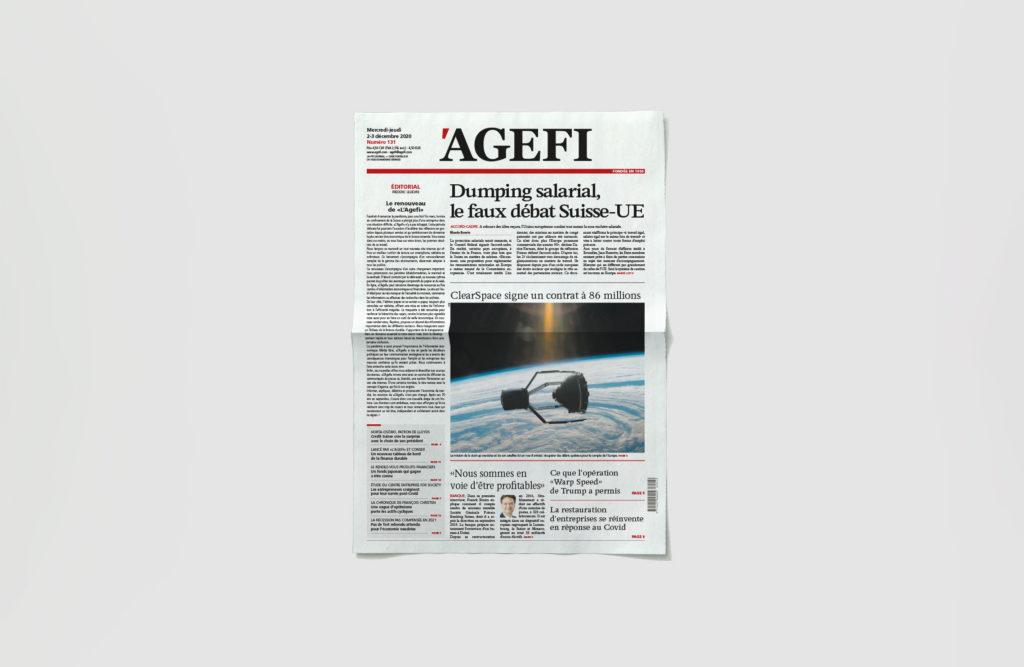 Agefi Article