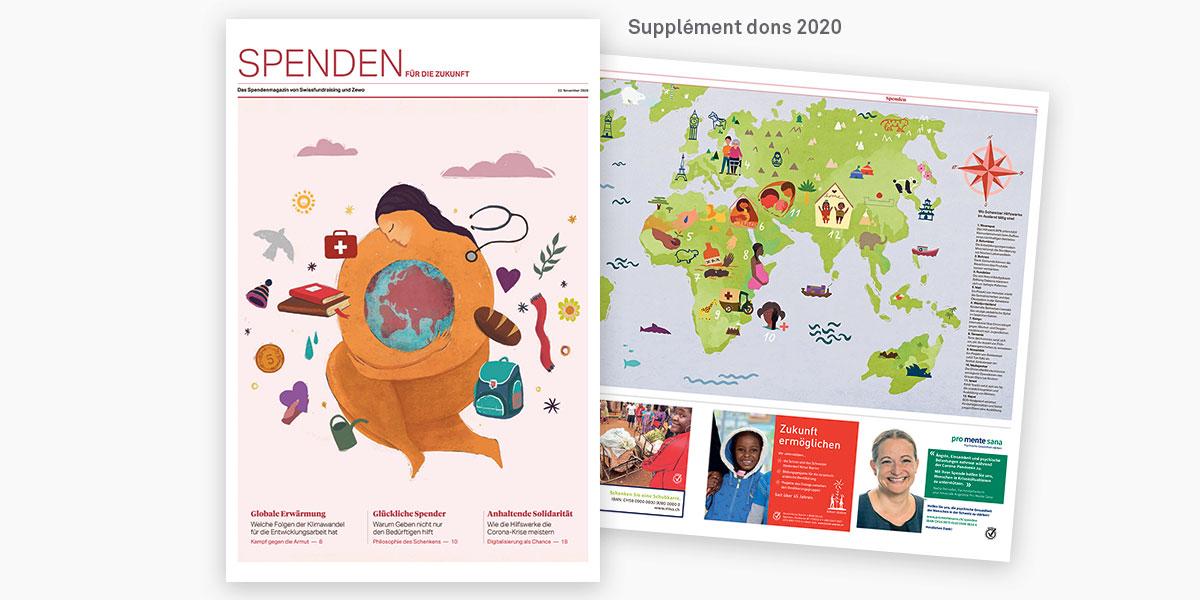 Spendenmagazin 2020